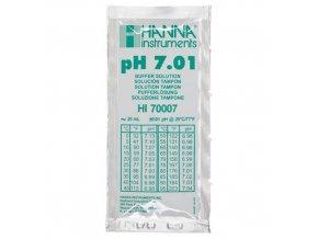 Kalibrační roztok pH 7,01 20ml